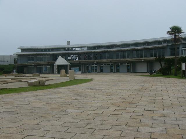 サーフビレッジの建物