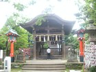 江島神社奥津宮 [江ノ島] [神社]
