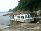 江の島乗合船-江の島入り口方面行のりば  [江の島] [船]